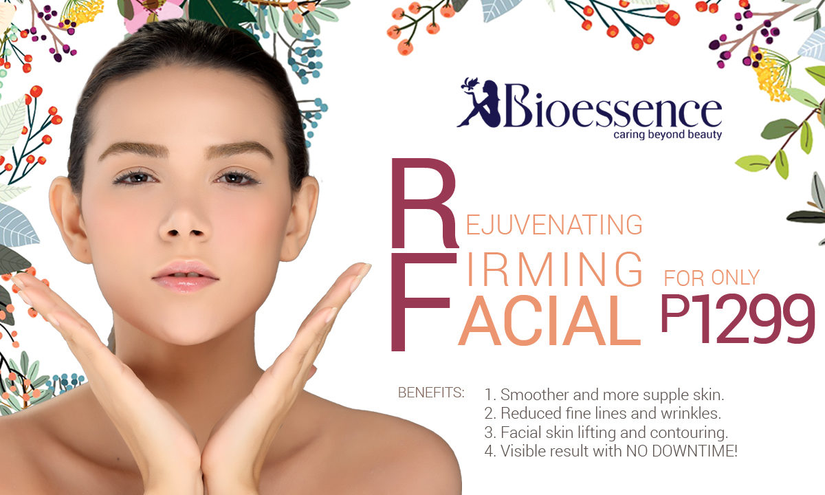 Promos – Bioessence Facial Slimming Center, Inc.